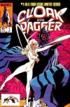 Cloak and Dagger #1 comic books for sale