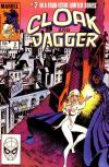 Cloak and Dagger #2 comic books for sale