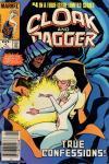 Cloak and Dagger #4 comic books for sale