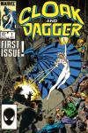 Cloak and Dagger comic books