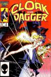 Cloak and Dagger #6 comic books for sale