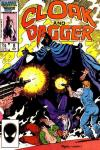 Cloak and Dagger #8 comic books for sale