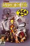 Clockwork Girl #1 comic books for sale