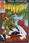 Codename Spitfire comic books