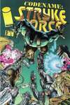 Codename: Stryke Force #5 comic books for sale