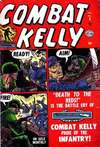 Combat Kelly comic books