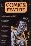 Comics Feature comic books