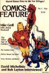 Comics Feature #2 comic books for sale