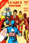 Comics Feature #21 comic books for sale
