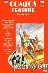 Comics Feature #8 comic books for sale