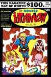Comics Interview #24 comic books for sale