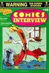 Comics Interview #40 comic books for sale