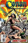 Conan Classic comic books