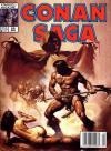 Conan Saga #24 comic books for sale