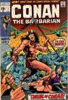Conan the Barbarian Comic Books. Conan the Barbarian Comics.