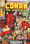 Conan the Barbarian #10 comic books for sale