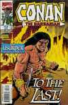 Conan the Barbarian: The Usurper #3 comic books for sale