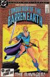 Conqueror of the Barren Earth comic books