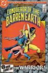 Conqueror of the Barren Earth #3 comic books for sale
