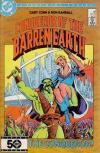 Conqueror of the Barren Earth #4 comic books for sale