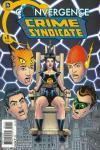 Convergence Crime Syndicate comic books