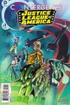 Convergence Justice League of America Comic Books. Convergence Justice League of America Comics.