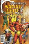 Convergence World's Finest comic books