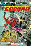 Cougar Comic Books. Cougar Comics.