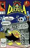 Count Duckula Comic Books. Count Duckula Comics.