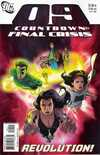 Countdown #9 comic books for sale