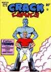 Crack Comics comic books