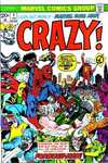 Crazy Comic Books. Crazy Comics.