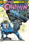 Crazyman #3 comic books for sale