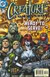 Creature Commandos #3 comic books for sale