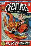 Creatures on the Loose #18 comic books for sale