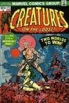 Creatures on the Loose #21 comic books for sale