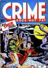Crime Does Not Pay comic books