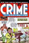 Crime Does Not Pay #55 comic books for sale