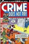 Crime Does Not Pay #73 comic books for sale