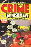 Crime and Punishment #43 comic books for sale