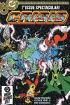 Crisis on Infinite Earths comic books