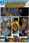 Crisis on Infinite Earths #11 comic books for sale