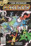 Crisis on Infinite Earths #1 comic books for sale