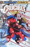 Crucible #3 comic books for sale
