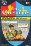 Crusaders comic books