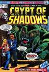 Crypt of Shadows #20 comic books for sale