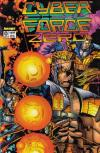 Cyberforce comic books