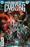 Cyborg Comic Books. Cyborg Comics.
