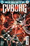 Cyborg #5 comic books for sale