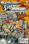 DC Comics Presents: Superman/Doomsday Comic Books. DC Comics Presents: Superman/Doomsday Comics.